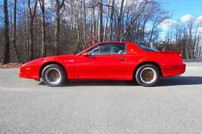 1988 Pontiac Firebird GTA TRANS AM