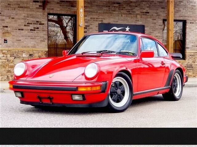 1988 Porsche 911 >> 1988 Porsche 911 Carrera G50 Clean Carfax For Sale Photos