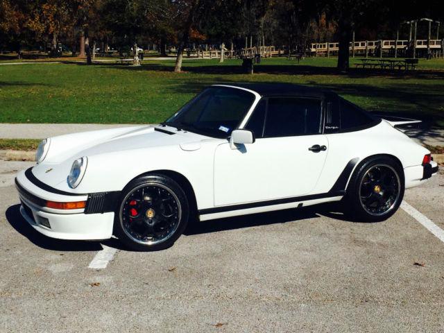 1988 porsche 911 carrera targa 3 2l h6 g50. Black Bedroom Furniture Sets. Home Design Ideas
