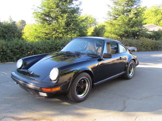 1988 Porsche 911 Sunroof Coupe