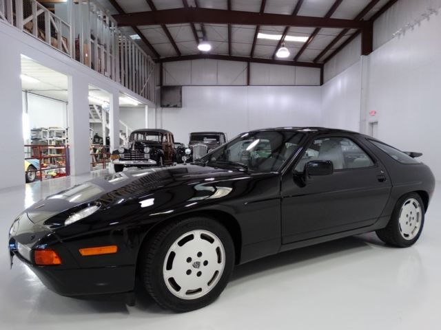 1988 Porsche 928 S4 ONLY 19,040 ACTUAL MILES! ONE OWNER SINCE NEW!