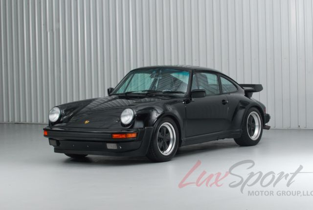 1988 Porsche 911 Turbo Carrera Coupe 2-Door