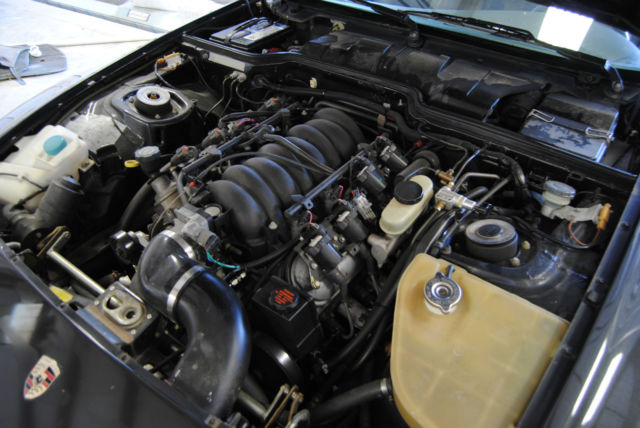 1988 Porsche 944 LS SWAP TURBO TRANSMISSION SLEEPER for sale: photos, technical specifications ...
