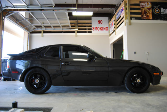 1988 porsche 944 ls swap turbo transmission sleeper for sale photos technical specifications. Black Bedroom Furniture Sets. Home Design Ideas