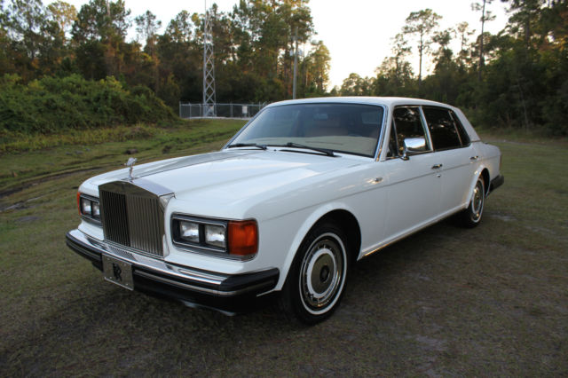 1988 Rolls-Royce Silver Spirit/Spur/Dawn Silver Spur Clean Call Now