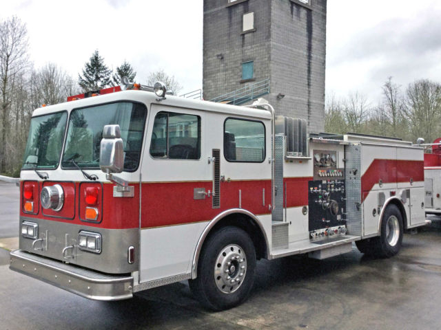 1988 Other Makes Seagrave Fire Engine Pumper