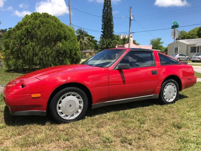 1988 Torch Red Nissan 300zx Turbo Z31 For Sale Photos Technical Rhtopclassiccarsforsale: 1988 Nissan 300zx Turbo Location At Gmaili.net