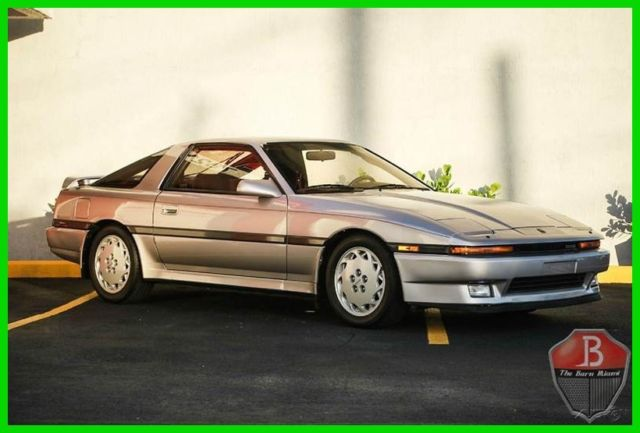 1988 Toyota Supra TURBO 26K MILES ALL ORIGINAL,DOCUMENTED EXAMPLE