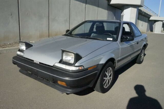 1988 toyota corolla coupe sr5 ae92 automatic clean title ca owner for sale photos technical specifications description topclassiccarsforsale com