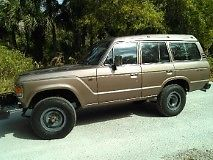 1988 Toyota Land Cruiser GX