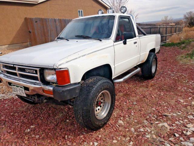 1988 toyota pickup v6