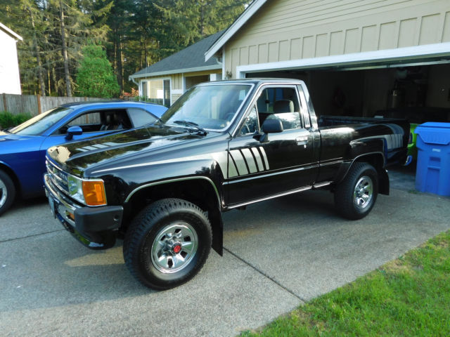 1988 Toyota Other SR5 Tacoma 4Runner Hilux
