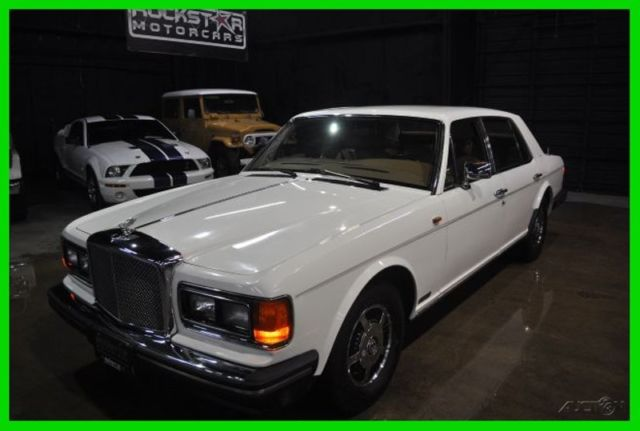 1988 Bentley Brooklands