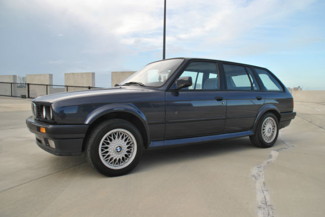 1989 BMW 3-Series IX