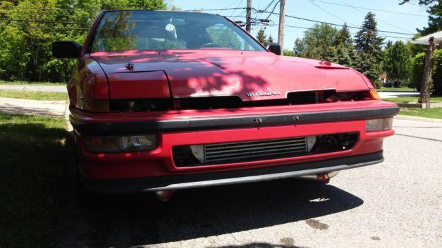 1989 Acura Integra LS TURBO Built Engine Hatchback 3Door 16L for