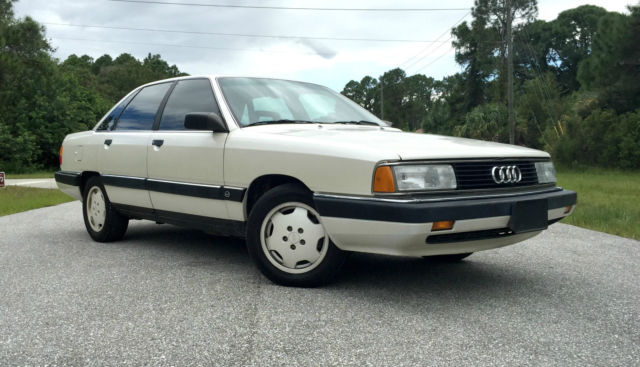 1989 Audi Other 200