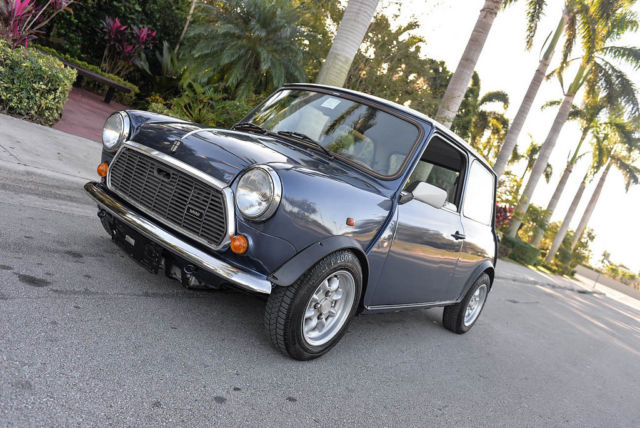 1989 Austin Mini Copper Special Edition SEE VIDEO!!