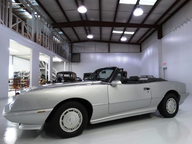 1989 Studebaker AVANTI SPORT CONVERTIBLE, 1 OF 90 BUILT IN 1989!