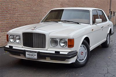 1989 Bentley Turbo R TURBO R Sedan