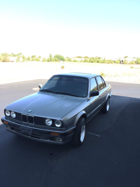 1989 BMW 3-Series Base Sedan 4-Door
