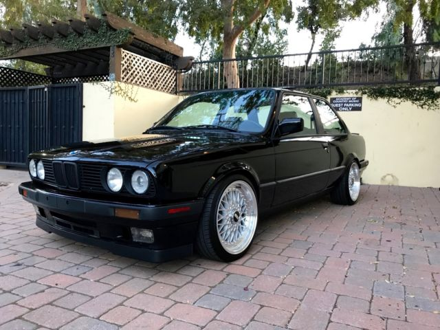 1989 BMW 325I/IS E30 Manual Coupe Clean Title for sale