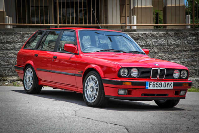 1989 BMW 3-Series 325iT Touring Wagon