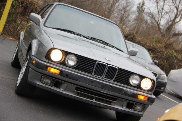 1989 BMW 325iX e30 AWD for sale photos technical specifications