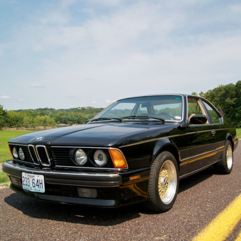 1989 BMW 6-Series CSi