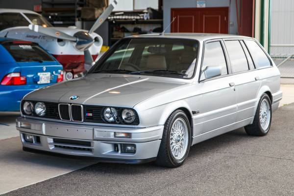 1989 BMW 3-Series Shadowline Trim