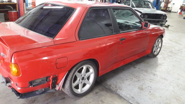 1989 Bmw E30 M3 Project Car For Sale Photos Technical