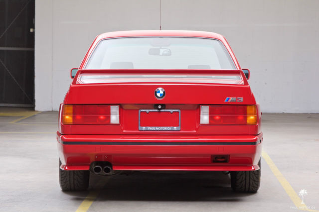 1989 bmw m3 e30 118 274 miles e36 m3 engine swap original engine incl for sale photos