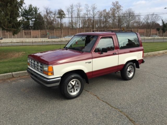 1989 Ford Bronco LOWEST MILEAGE BRONCO 2 ON EBAY!