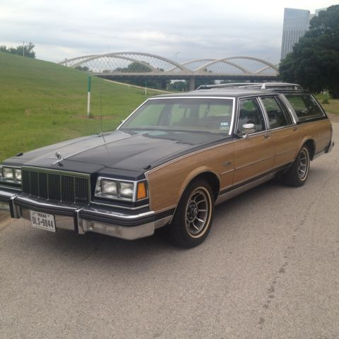 1989 buick electra estate wagon wagon 4 door 5 0l for sale photos technical specifications. Black Bedroom Furniture Sets. Home Design Ideas