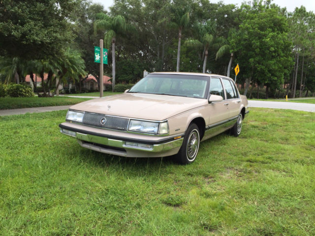 1989 buick electra park avenue for sale photos technical specifications description topclassiccarsforsale com