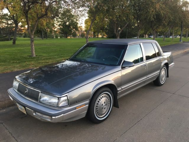 The Best 1989 Buick Park Avenue Ultra
