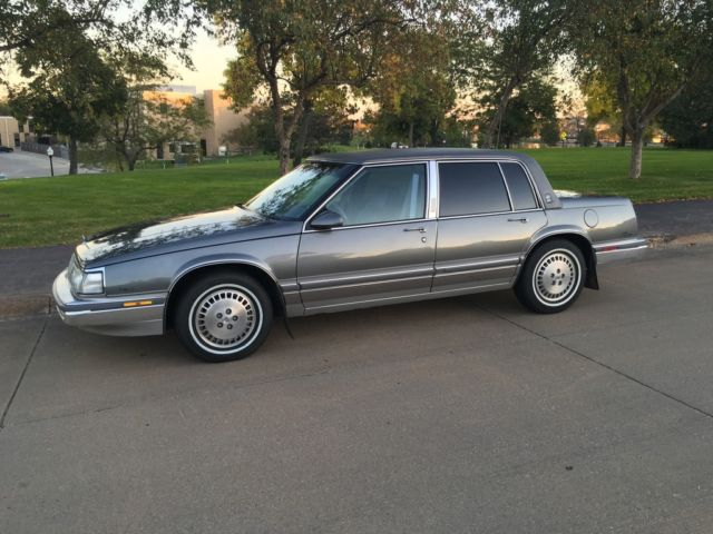 1989 buick electra park avenue ultra for sale photos technical specifications description topclassiccarsforsale com