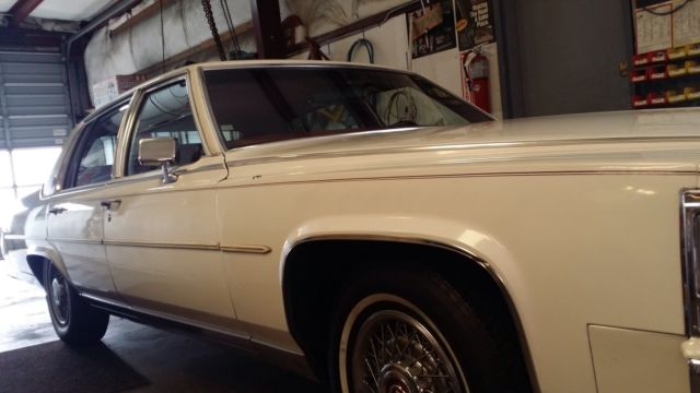 1992 Cadillac Fleetwood Brougham D Elegance For Sale 1990