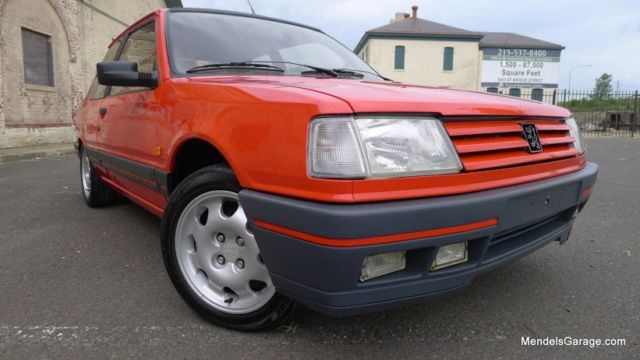 Peugeot Other 309 GTI