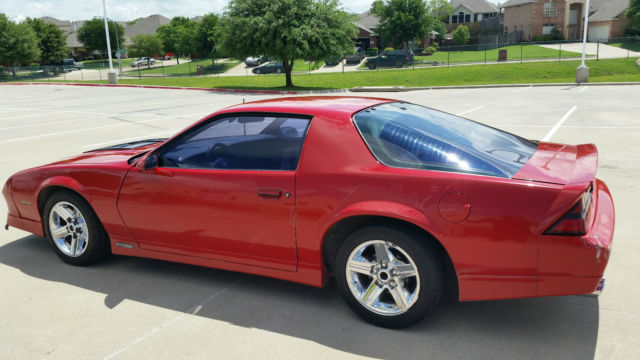 1989 Chevrolet Camaro RS Coupe 2-Door 5 0L 305Cu V8 (Not