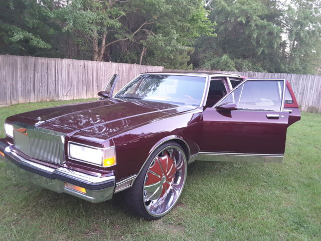 1989 Chevrolet Caprice Classic LS Brougham for sale: photos