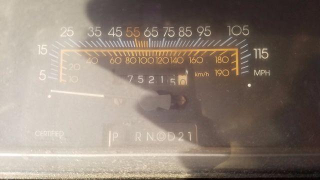 1989 Chevrolet Caprice Police Model 9C1 for sale: photos