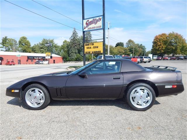1989 Chevrolet Corvette Base Convertible 2-Door