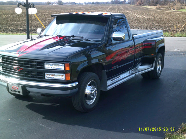 1989 Chevrolet Other Pickups 3500