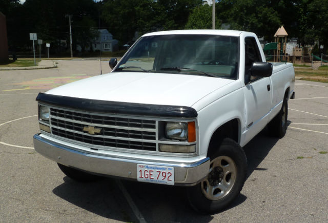 1989 CHEVY C1500 4WD AUTOMATIC PICKUP for sale photos technical