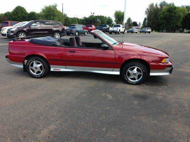 1989 Chevy Cavalier Z24 Convertible Original No Rust for sale