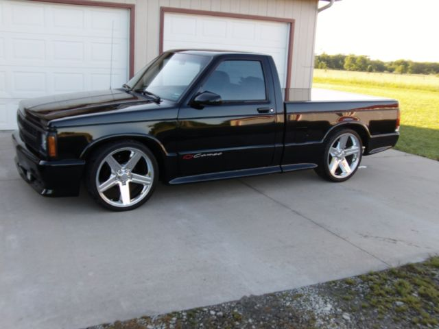 1989 chevy s 10 cameo typhoon for sale photos technical specifications description. Black Bedroom Furniture Sets. Home Design Ideas