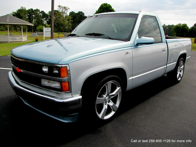 1989 Chevrolet C/K Pickup 1500 Lowered ! C 10 Turns Heads Everywhere V8 Low Res.