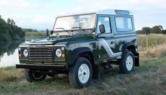 1989 Land Rover Defender