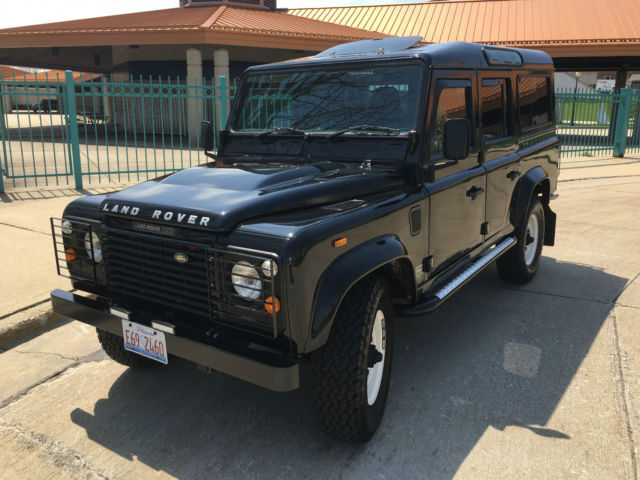 1989 Land Rover Defender D110