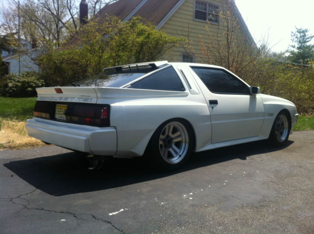 1989 Dodge Conquest Mitsubishi Starion For Sale Photos